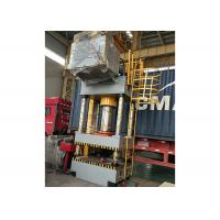 Buy cheap Metal Hydraulic High Speed Press Machine With Working Table / PLC Control product
