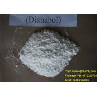 Buy cheap Dianabol Oral / Anabolic Steroid Powder Injectable Bodybuilding Supplements CAS 72-63-9 product