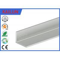 Quality Aluminum Extrusion Profiles with 30 * 30 MM Size 4 mm Thick for sale
