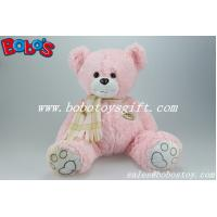 Buy cheap Pink Happy Stuffed Teddy Bear Toy As Birthday Gift product