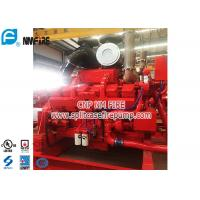 Buy cheap Cummins Brand Fire Pump Engine Used In Fire Water Pump Set , Highly Effective product