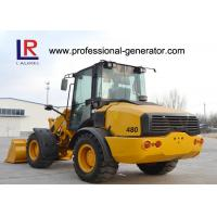 Buy cheap Full hydraulic Wheel Loader / Heavy Construction Machinery 2000kg Rated Load product