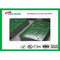 Buy cheap Computer Quick Turn PCB Fabrication 0.35mm Min Hole Lead Free HASL product