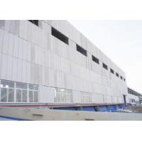 Concrete AAC Slab Panel Plant Lightweight Wall Panel Machine 380kw - 450kw Light