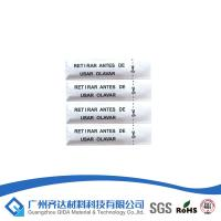 Buy cheap Clothing Shop Security Anti Theft Label 58khz Am Eas Labels 45mm ± 0.2mm Length product