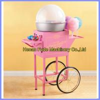 Buy cheap Cotton candy machine, candyfloss machine, spun sugar machine, small snack machine product