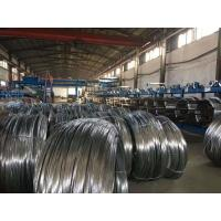 Buy cheap High Carbon Spring Steel Wire Black Oiled or Galvanized 1.0 mm Flexible Duct product