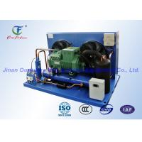 China 3 Phase Bitzer Reciprocating Compressor Chiller For Commercial Walk-in Freezer on sale