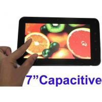 Buy cheap 7 Inch Capacitive Screen Tablet PC Android 4.0 Cortex A10 1.5GHz WiFi Support External Ethernet and 3G Dongle HDMI Port product