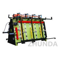 Buy cheap Double Sides Wood Industry Machines , Wooden Frame Assembly Machine 1220x2440mm product