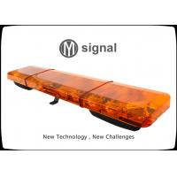 Buy cheap Waterproof Amber Led Light Bar , High Strength Emergency Vehicle Warning Lights product