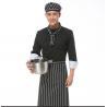 Professional Pure Cotton Chef Cook Uniform For Restaurant / Hotel EU Standard