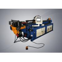 Buy cheap Assistant Pushing Function Auto Pipe Bending Machine For Big Bending Radius product