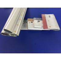Quality Easy Clean Aluminum Squeegee Screen Printing Anodized Finish Resists Chemicals for sale