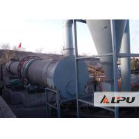 Quality 11kw Industrial Rotary Drum Dryer Machine for Clay Kaolin Wood Shavings for sale