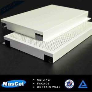 Buy cheap Aluminum Acoustic Ceiling Tile product