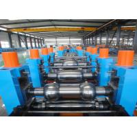 Quality Pipe Making Equipment / ERW Pipe Welding Machine With DC speed control system for sale
