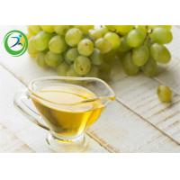 China Pharmaceutical Materials Yellow Liquid Grape Seed Oil To Dissolve Steroid wholesale