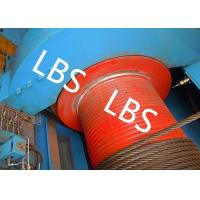 Quality Brake Disc Offshore Marine Windlass Winch For Petroleum Drilling for sale