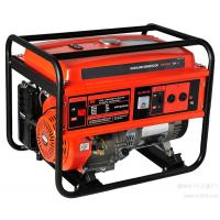 China Muti-fuel Durable 5000w Portable Gasoline Generator for small power machine use on sale