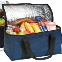 Buy cheap Customized insulated aluminium foil lining work lunch bag product
