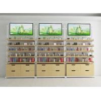 Buy cheap Simple Design Beauty Product Display Units / Skin Care Kiosk Floor Standing product