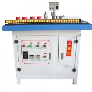China manual furniture edge band machine/ edge bander widely used easy operate on sale