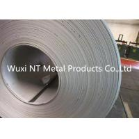 China 0.6 - 3mm Thick Cold Rolled Stainless Steel Strip Coil 317 317L SGS BV wholesale