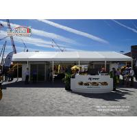Buy cheap Water Resistant Double Decker Tents For Horse Racing / Outdoor Party Tents product