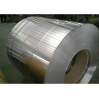 Quality Bright Surface 3104 3105 5052 Aluminum Strip Adhesive Tape Foil H16 H14 H24 for sale