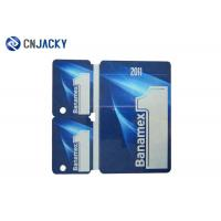 Quality Offset Printing CR80 Plastic RFID Smart Card Key Tag For Business / Membership for sale