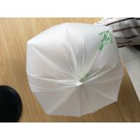 Buy cheap Biodegradable Plastic Grocery Bags Compostable  Retail Garbage Bags product