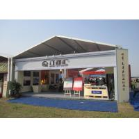 China Beautiful German White Marquee Tent For Advertising Events / Commercial Activities wholesale