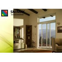 Buy cheap Aluminium / UPVC / Wood Windows And Doos , Customized Double Glazed Windows product