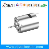 China Micro DC Motor CL-RS360SH With Trepanning For Portable Car Air Pump And Vacuum Cleaner on sale