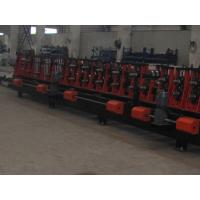 Buy cheap Plate C And Z Purlin Roll Forming Machine Auto Changeable And Controlled By Japan Panasonic PLC product