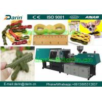 Buy cheap Moulded Pet Injection Molding Machine for Chewing product