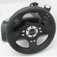 Buy cheap USB 2 Axis 12 Button V5 PC Game Racing Wheel With 270 Degree Steering Angle product