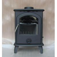 Buy cheap Artificial indoor wood cast iron fireplace product
