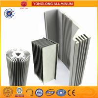 Buy cheap Heat Broke Aluminum Frame Profiles Sound Insulation Impact Resistance product