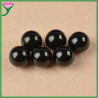 China hot sale pakistan natural agate black onyx semi-precious gem stones price on sale