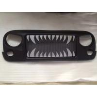 Buy cheap Jeep Jk Wrangler Spartan Grille_Land Shark Material: ABS Plastic product