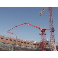 Buy cheap 36m Stationary Concrete Placing Boom 4 Boom Sections With Proportional Valve product