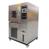 China IEC 60068 Test Equipment Programmable Temperature And Humidity Chamber on sale