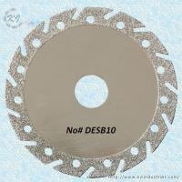 Buy cheap Electroplated Segmented Saw Blades - DESB10 product