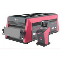 Buy cheap Color Automatic Printing Machine 1200mm/S Cutting / 60-120m²/S Print Speed product