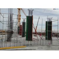 Buy cheap Easy Connection Column Formwork Systems Steel Frame / ABS Coating Plywood Material product