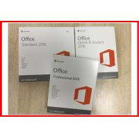 Buy cheap 100% Genuine Key 3.0 Usb 2 GB RAM Microsoft Office 2016 Professional Retail product
