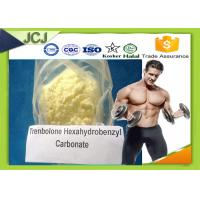 Buy cheap Tren Muscle Supplement Trenbolone Hexahydrobenzyl Carbonate 23454-33-3 For Muscle Gain product