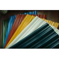 Buy cheap DC51D+Z SGCC Hot Dip Galvanized Steel Sheet , GI / HDGI Corrugated Metal Roofing Sheets product